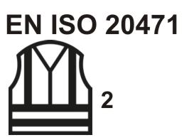 EN ISO 20471, Klasse 2